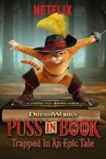 Nonton Streaming Download Drama Puss in Book: Trapped in an Epic Tale (2017) jf Subtitle Indonesia