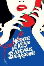 Nonton Streaming Download Drama Women on the Verge of a Nervous Breakdown (1988) Subtitle Indonesia