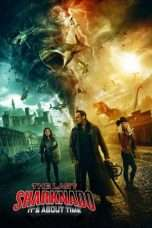 Nonton Streaming Download Drama The Last Sharknado: It's About Time (2018) jf Subtitle Indonesia